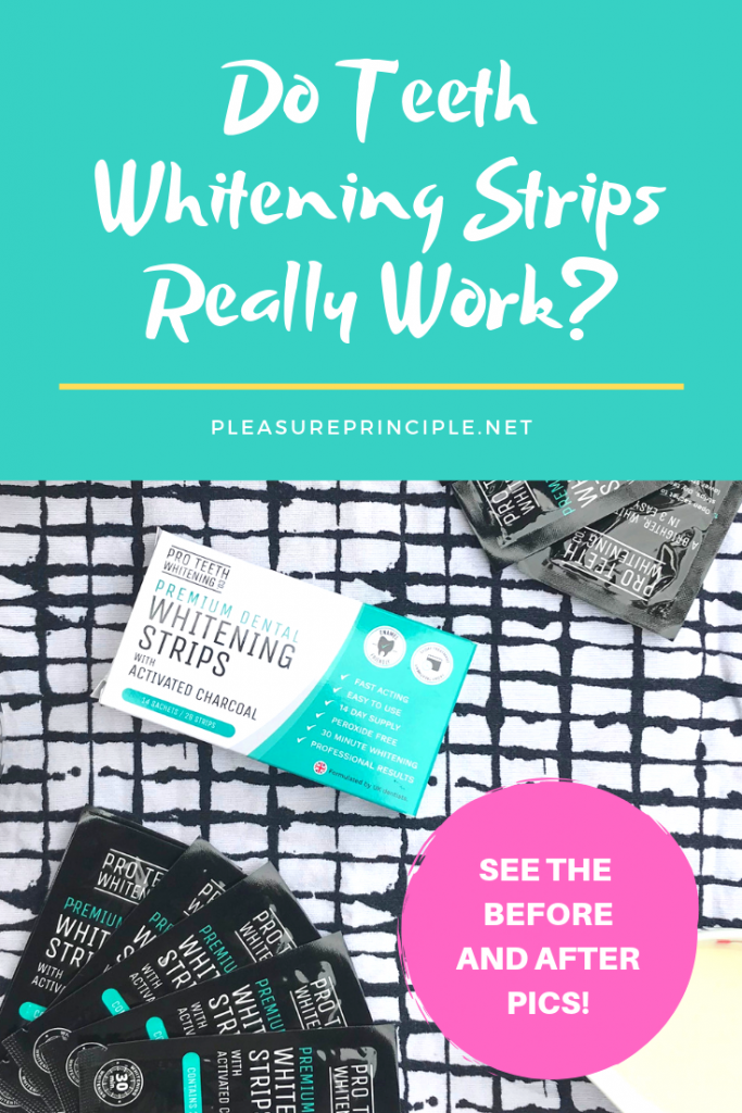 Do Teeth Whitening Strips Really Work?