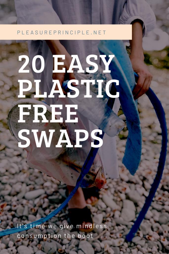 Plastic Free Swaps