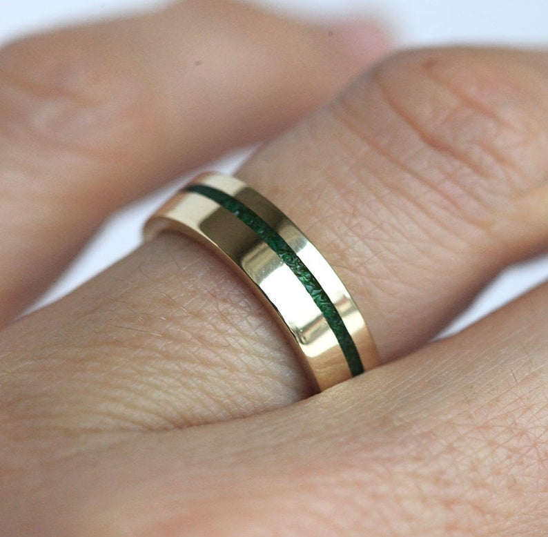 Different Styles of Emerald Rings For Men