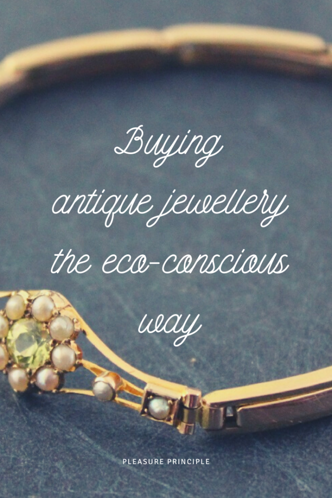 Buying Antique Jewellery The Eco-Conscious Girls Guide