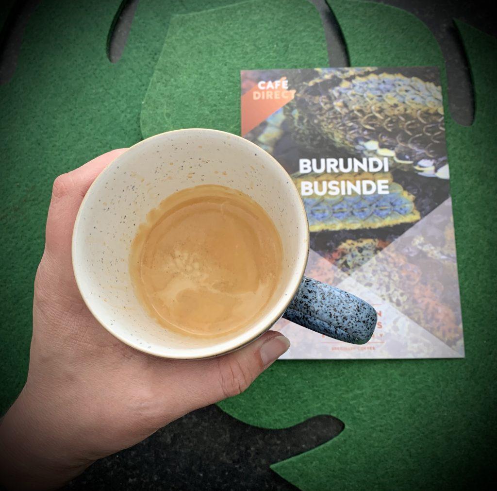Cafédirect Subscription Coffee Burundi Businde