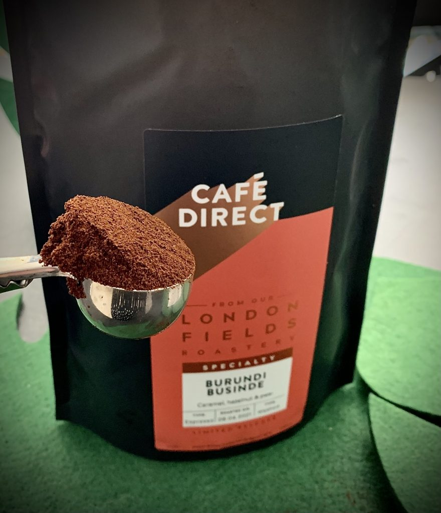 Cafédirect Subscription Coffee Texture